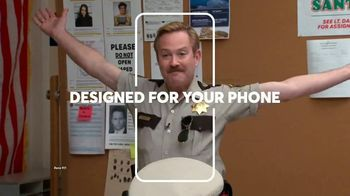 Quibi TV Spot, 'Designed for Your Phone: Big Laughs' Song by Rayelle - Thumbnail 6