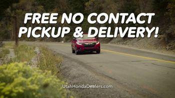 Honda TV Spot, 'Utah: No Contact Pickup & Delivery' [T2] - Thumbnail 3