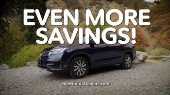 Honda TV Spot, 'Utah: No Contact Pickup & Delivery' [T2] - Thumbnail 5