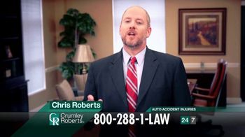 Crumley Roberts TV Spot, 'The Client Experience'
