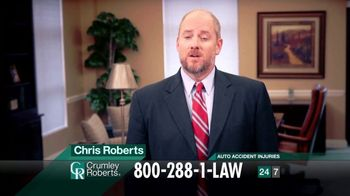 Crumley Roberts TV Spot, 'The Client Experience' - Thumbnail 8