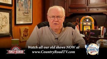 Country's Family Reunion TV Spot, 'COVID-19: Country Singers' Featuring Larry Black - Thumbnail 6