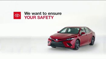 Toyota TV Spot, 'Here to Help: Performance and Reliability' [T1] - Thumbnail 3