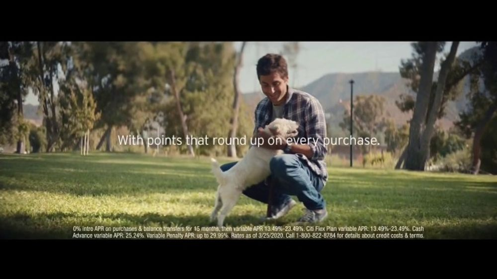 Citi Rewards+ TV Commercial, 'Dog'