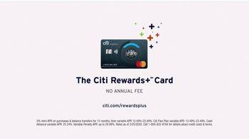 Citi Rewards+ TV Spot, 'Dog' - Thumbnail 10