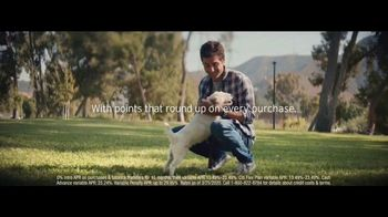 Citi Rewards+ TV Spot, 'Dog'