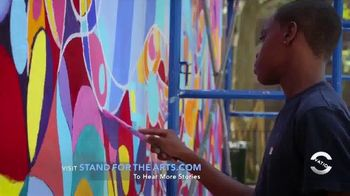 Stand for the Arts TV Spot, 'Impactful Heroes: Social Justice' - Thumbnail 1