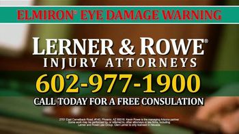 Lerner and Rowe Injury Attorneys TV Spot, 'Elmiron and Eye Damage' - Thumbnail 5