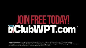 ClubWPT TV Spot, 'Poker in Isolation' Featuring Vince Van Patten - Thumbnail 8