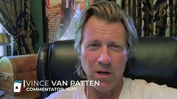 ClubWPT TV Spot, 'Poker in Isolation' Featuring Vince Van Patten