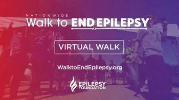 Epilepsy Foundation TV Spot, \'2020 Virtual Walk\'