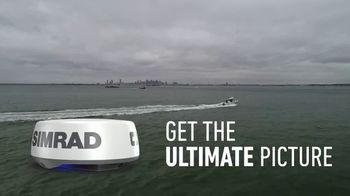 Simrad Yachting HALO20+ TV Spot, 'Know What's Around' - Thumbnail 9