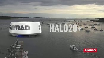 Simrad Yachting HALO20+ TV Spot, 'Know What's Around'