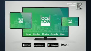 Local Now TV Spot, 'Stay Connected' Song by Lee Richardson - Thumbnail 9