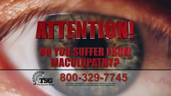 The Sentinel Group TV Spot, 'Elmiron: Maculopathy'