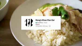 DoorDash TV Spot, 'Local Restaurants are Open For Delivery' - Thumbnail 5