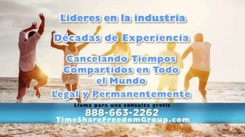 Timeshare Freedom Group TV Spot, 'Atención' [Spanish] - Thumbnail 6