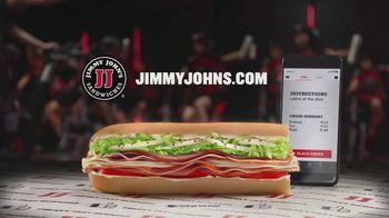 Jimmy John's TV Spot, 'Serious About Delivery' - Thumbnail 9