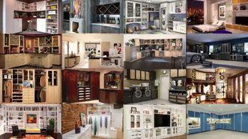 Closet Factory TV Spot, 'Putting Off Projects' - Thumbnail 1
