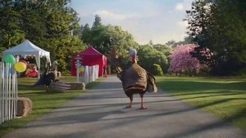 Chantix TV Spot, 'Slow Turkey: Carnival' - Thumbnail 10