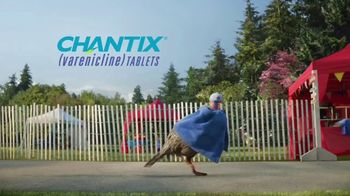 Chantix TV Spot, 'Slow Turkey: Carnival'