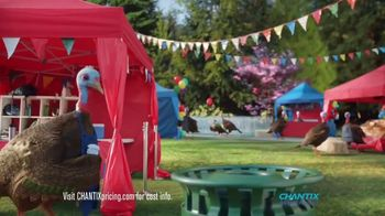 Chantix TV Spot, 'Slow Turkey: Carnival' - Thumbnail 4