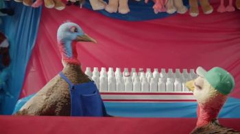 Chantix TV Spot, 'Slow Turkey: Carnival' - Thumbnail 6