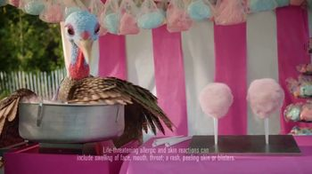 Chantix TV Spot, 'Slow Turkey: Carnival' - Thumbnail 8