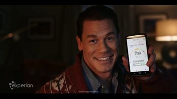 Experian Boost TV Spot, 'Relationship' Featuring John Cena