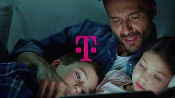 T-Mobile TV Spot, 'Seguir conectado: cuatro smartphones gratis' [Spanish] - Thumbnail 1