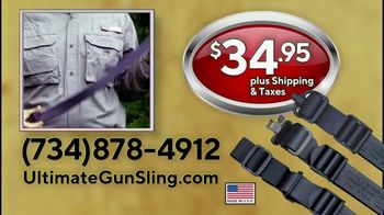 Specialty Outdoor Products LLC Ultimate Firearm Sling TV Spot, 'Completely Secured' - Thumbnail 7