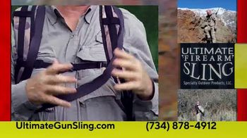 Specialty Outdoor Products LLC Ultimate Firearm Sling TV Spot, 'Completely Secured' - Thumbnail 4