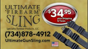Specialty Outdoor Products LLC Ultimate Firearm Sling TV Spot, 'Completely Secured' - Thumbnail 5