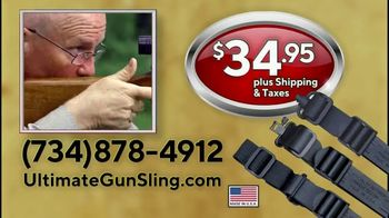 Specialty Outdoor Products LLC Ultimate Firearm Sling TV Spot, 'Completely Secured' - Thumbnail 6