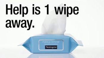 Neutrogena Makeup Remover Towelettes TV Spot, 'Eyeliner Crossing the Line' Featuring Kerry Washington - Thumbnail 3