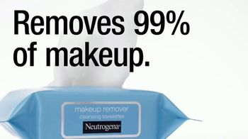 Neutrogena Makeup Remover Towelettes TV Spot, 'Eyeliner Crossing the Line' Featuring Kerry Washington - Thumbnail 4
