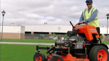 Kubota Commercial Mowers TV Spot, 'Decrease Down Time: Z700' - Thumbnail 5