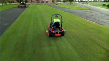 Kubota Commercial Mowers TV Spot, 'Decrease Down Time: Z700' - Thumbnail 6