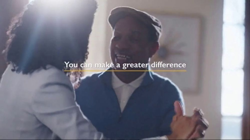 Walden University TV Commercial, 'Let It Shine: Movement Therapy'