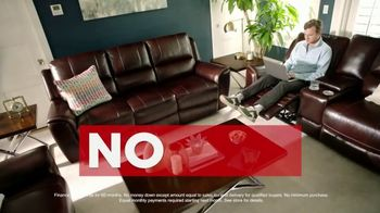 Rooms to Go TV Spot, 'Here for You: Free Doorway Delivery' - Thumbnail 5