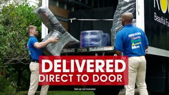 Rooms to Go TV Spot, 'Here for You: Free Doorway Delivery' - Thumbnail 8