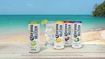 Corona Hard Seltzer TV Spot, 'Pure Beach Vibes' Song by Pete Rodriguez - Thumbnail 10