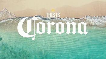 Corona Hard Seltzer TV Spot, 'Pure Beach Vibes' Song by Pete Rodriguez - Thumbnail 2