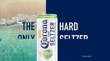 Corona Hard Seltzer TV Spot, 'Pure Beach Vibes' Song by Pete Rodriguez - Thumbnail 3