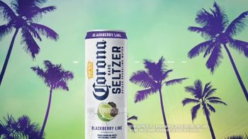 Corona Hard Seltzer TV Spot, 'Pure Beach Vibes' Song by Pete Rodriguez