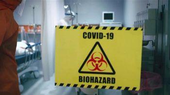 J.K. Livin Foundation TV Spot, 'COVID-19: At War With a Virus' Featuring Matthew McConaughey - Thumbnail 1