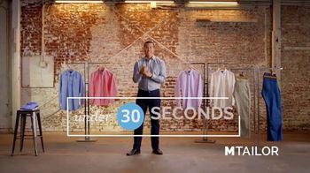 MTailor TV Spot, 'Digital Technology' - Thumbnail 3