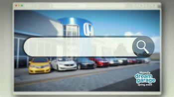 Honda Dream Garage Spring Event TV Spot, 'All Your Vehicle Needs' [T1] - Thumbnail 7