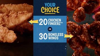 Zaxby's Family Packs TV Spot, 'A Lot on Your Mind'