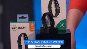 MorningSave Early Bird Bargains TV Spot, 'Smart Watch, Bluetooth Tracker and Flame Speaker' - Thumbnail 3